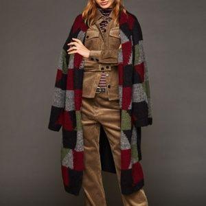 Antik Batik Long Alpaca Blend Jeany Knit Cardigan